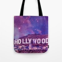 Hipsterland - Los Angeles Tote Bag