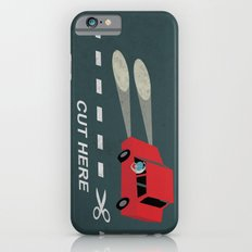 Livin' on the edge Slim Case iPhone 6s