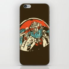 Mechanical Mayhem iPhone & iPod Skin
