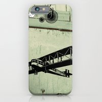 iPhone & iPod Case featuring Vintage Boy by Li9z