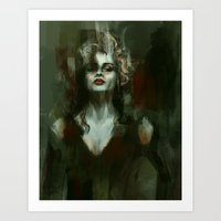 Bellatrix Art Print