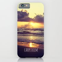 iPhone & iPod Case featuring Carpe Diem by Libertad Leal Photography
