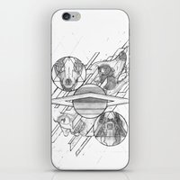 Ouroboros iPhone & iPod Skin