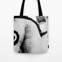 Pony with big eyes Tote Bag