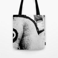 Pony With Big Eyes Tote Bag