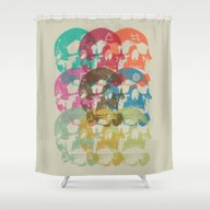 Keeping Us Sane Shower Curtain