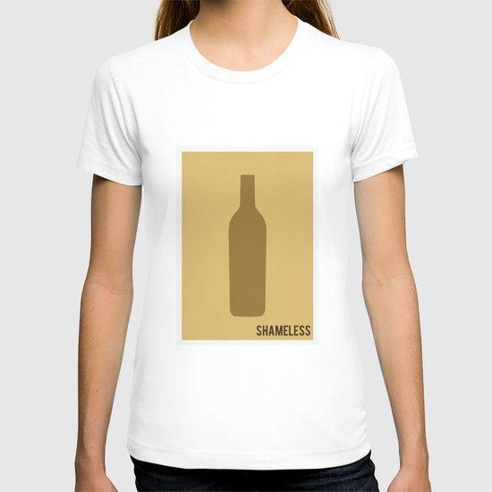 Shameless - Minimalist T-shirt