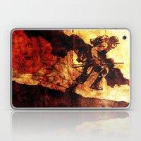WHF Goes To War Laptop & iPad Skin