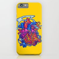 BUSTED HEART iPhone 6 Slim Case