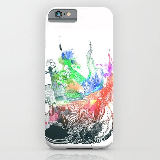 Fiddle iPhone & iPod Case