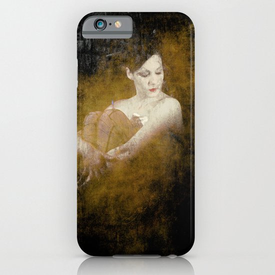 """""""Circus Performer"""" iPhone & iPod Case"""