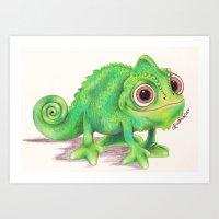 Pascal Art Print
