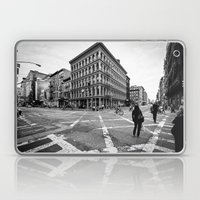 New York Soho Laptop & iPad Skin