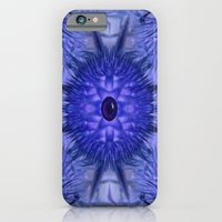 Blue Eye iPhone 6 Slim Case