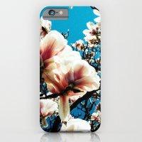 Magnolia details iPhone 6 Slim Case