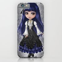 iPhone & iPod Case featuring Lolita fashion – Elegant Gothic Aristocrat by Rosalys