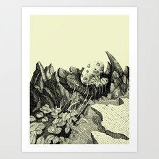 Landscape 06 Art Print
