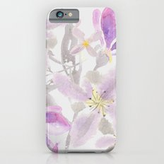 Floaty Floral Slim Case iPhone 6s