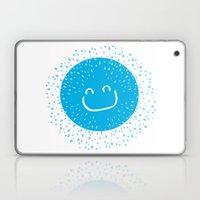 Big smile like sunshine Laptop & iPad Skin