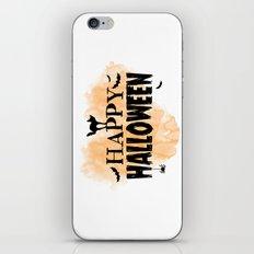 Happy Halloween | Spooky iPhone & iPod Skin