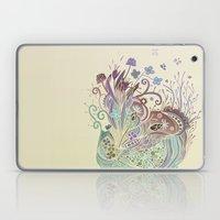 Thistle_tangle Laptop & iPad Skin