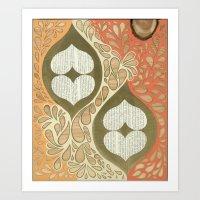 Love Knot #1 Art Print