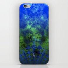 Fractal Ocean I iPhone & iPod Skin