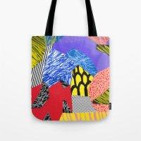 Colors & Shapes Tote Bag