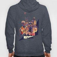 Kobe Bryant NBA Illustra… Hoody