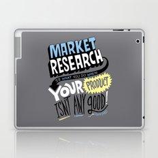 Market Research Laptop & iPad Skin