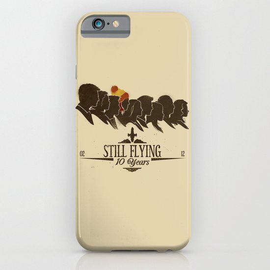Still Flying iPhone & iPod Case