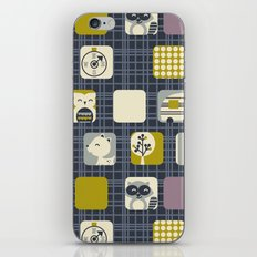 Woodsy Adventure iPhone & iPod Skin