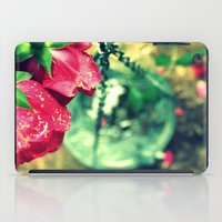 Rose and Chain iPad Case