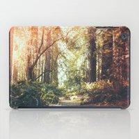 Beautiful California Red… iPad Case