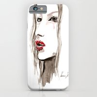 iPhone & iPod Case featuring Cara by Vanessa Datorre