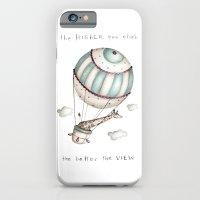 The Higher You Climb, Th… iPhone 6 Slim Case
