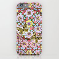 iPhone & iPod Case featuring In the Garden of Love Mandala by Karma Cases