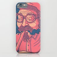 iPhone & iPod Case featuring Opium by Guapo