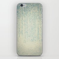 Sense Of Snow iPhone & iPod Skin