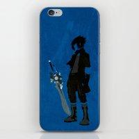N. Caelum iPhone & iPod Skin