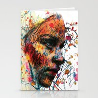 Daenerys Targaryen Stationery Cards