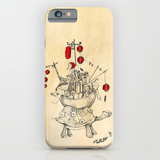 Mouse in China iPhone & iPod Case
