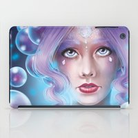 Lady Bubble iPad Case