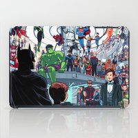 You'll Be Safe Here iPad Case