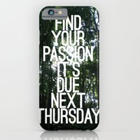 Next Thursday iPhone 6 Slim Case