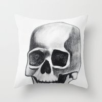 Peculiar Anatomy Throw Pillow