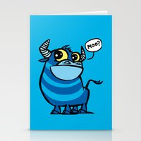 MooBlu Stationery Cards