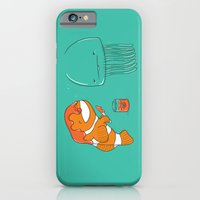 iPhone & iPod Case featuring Jellyfish by Lili Batista