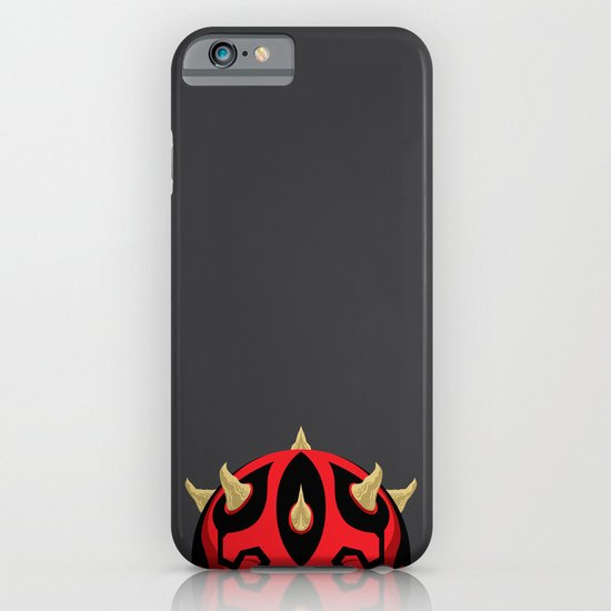 Darth Maul iPhone & iPod Case