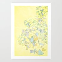 What's Your Fortune? Art Print